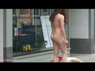 Damjana Nude in Public 2