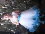Ерёменко Алёна, 2 года 5 месяцев. А. Барто - Дело было в январе