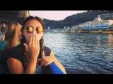 Київ вдень та вночі / Киев днем и ночью - Instagram #Оксана