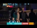 Антон Антипов и Андрей Кисляк отмечают беременность Оли (Молодёжка 2 сезон 38)