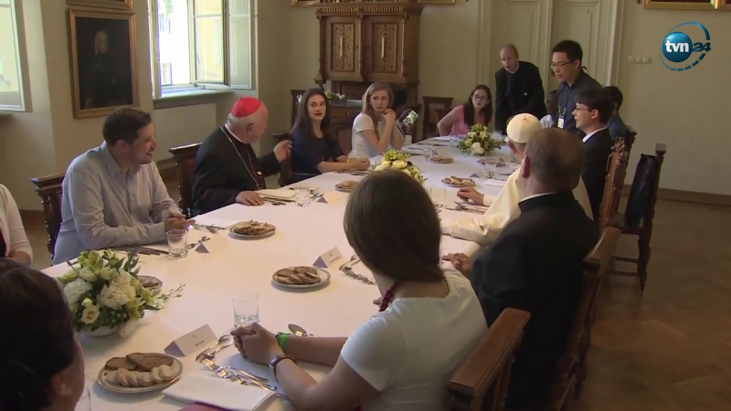 Najważniejsze momenty wizyty papieża w Polsce podczas ŚDM