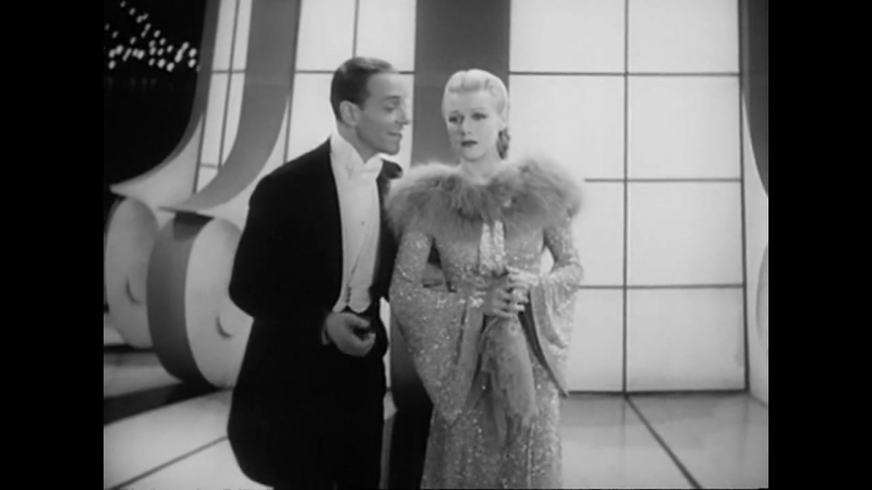 Let's Face the Music and Dance Fred Astaire Ginger Rogers 1936