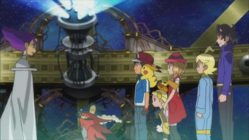 Pokemon Staffel 18 der Serie 45 (покемон 18 сезон 45 серия на немецком)