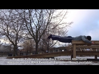 Calisthenics Intermediate Workout Routines - Full Body Guide Exercises
