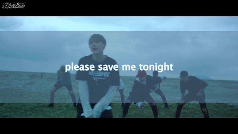 BTS - Save me [кириллизация]