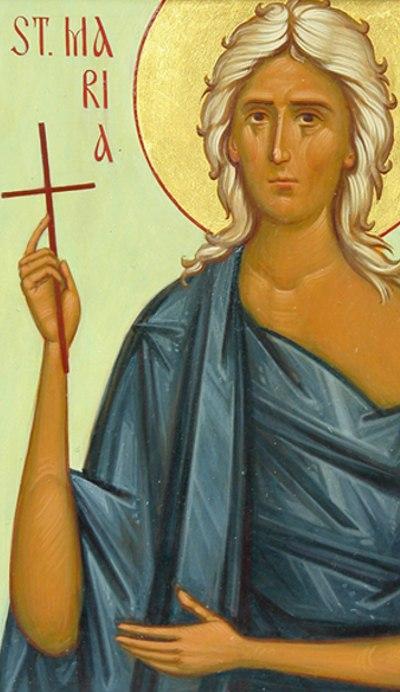 Света Марија Египћанка