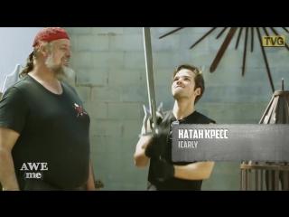 Вразумитель [Sword Art Online] - Оружейный Мастер - Man at Arms на русском!