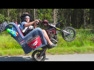 EPIC SUMMER MOPED