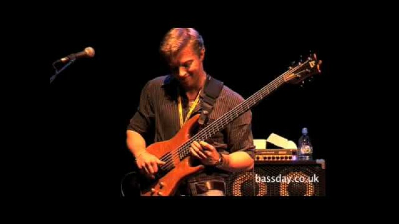 BASS DAY UK 2008 Featuring Hadrien Feraud Marie-Ael