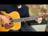 Men At Work - Land Down Under - Easy Acoustic Guitar Lessons - 80's songs