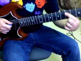 Blues Guitar Lessons - Allman Brothers - One Way Out - how to play blues guitar