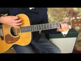 Easy Guitar Lessons - Centerfold - The J. Geils Band  - Acoustic Guitar song beginner