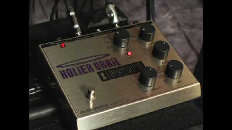 Holier Grail - Demo by Peter Stroud - Reverb/ Gate