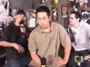 Linkin Park clips from The Tom Green Show hosts on All Things Rock