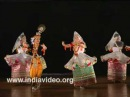 Ras Lila Manipuri dance India