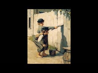 Приключения Тома Сойера Марк Твен аудиокнига