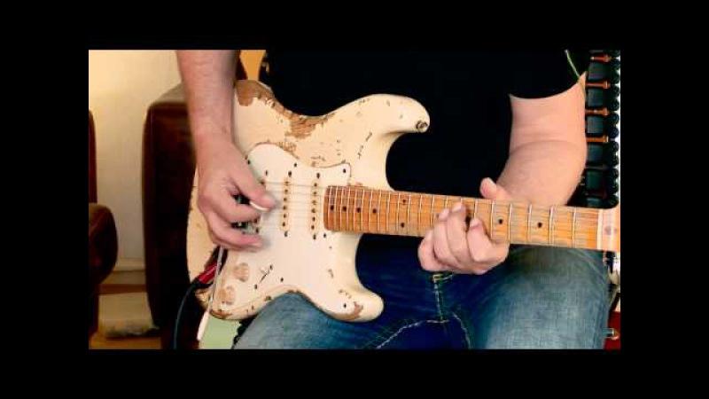 2011 Fender Masterbuilt Stratocaster '56 Ultra-Relic, Custom Shop, Masterbuilder Jason Smith