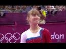 Anastasia Grishina RUS QUAL BB 2012 Olympics