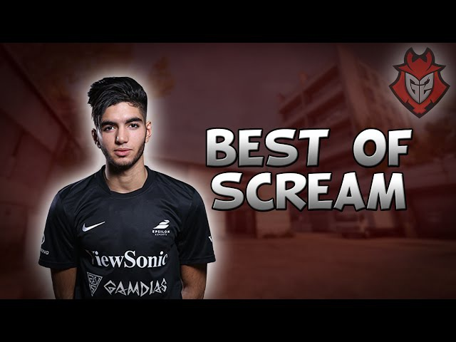 CS:GO - BEST OF ScreaM! (Insane Aim, Crazy Plays, Funny Moments, Stream Highlights More)