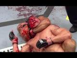 Кровавый бой: Би Джей Пенн vs Джо Стивенсон: Мясорубка