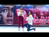 Haunted Mansion @ SM Clark : Marry You - Janella Salvador & Marlo Mortel