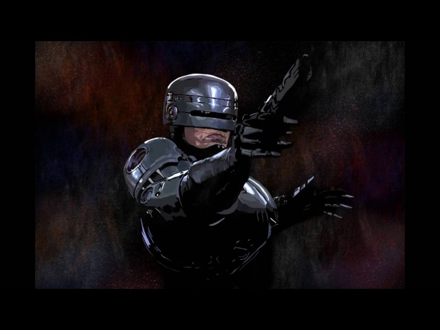 Robocop 1987 ultimate theme (remastered HQ version)
