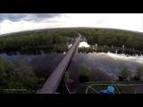#КрасныйЯр #половодье #река Сок #Самара #Samara