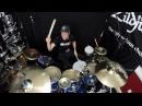 CrushCrushCrush Drum Cover Paramore