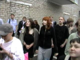 The Fires On Tongue - Monsters (Живая Пермь - 2011).MOD