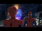 Великий Человек-паук - Пауко-вброс. Часть 1 - Сезон 3 Серия 12