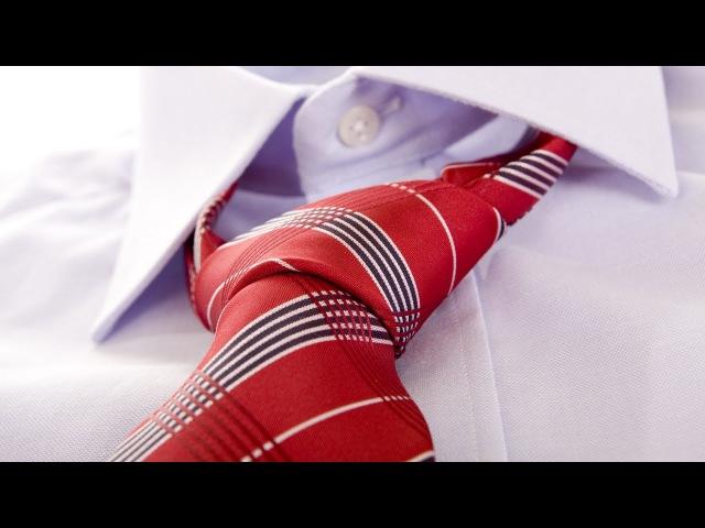 Пошаговая видео инструкция завязывания мужского галстука (10 способов)