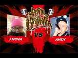 ДЕТИ УРБАНАl 1/2/ Juliya Nova vs mc ANDY