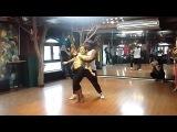Hzd - Jules & Karen 's Zouk workshop in Ha Noi