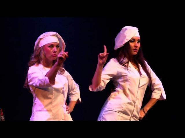 I wanna Dance by Artem Uzunov. Youlduz Starkova Marianna Hlihatovskaya