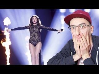 LoveWave - Iveta Mukuchyan Armenia REACTION - Eurovision Song Contest 2016 - Semi Final 1