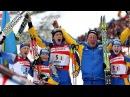 2010-12-19 Биатлон Кубок мира  2010-2011 3 этап Смешанная эстафета  Поклюка