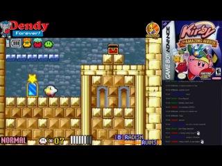 СУПЕР-МЕГА эксклюзив! Kirby & the Amazing mirror - Live-stream by Joe_Bananazz. Часть 3