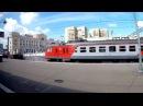 Москва. Часть 1. Шереметьево. Аэроэкспресс. Обзор квартиры