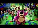 Мультфильм,Игра История игрушек 3 Большой побег Toy Story часть 7