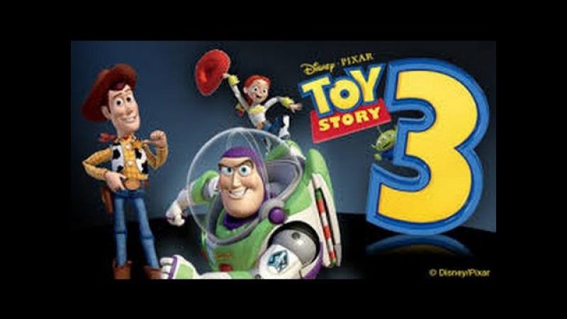 мультфильм игра история игрушек 3 Большой побег трейлер