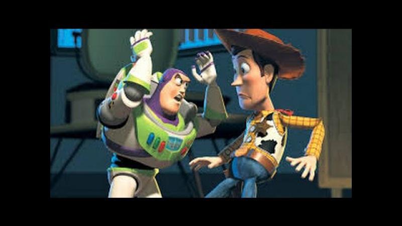Мультфильм Игра История игрушек 3 Большой побег Toy Story часть 2