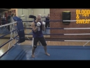 Бокс. Бить как Ник Диас. Игорь Смольянов. Boxing. How to punch like Nick Diaz.