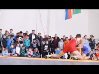 XXVIII турнир по греко-римской борьбе п.Мулино