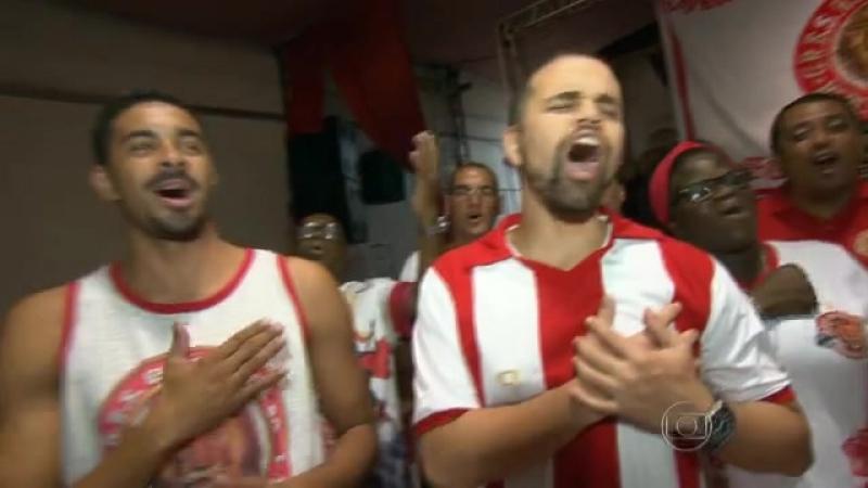 Série Torcidas do Samba - RJTV 2º Edição 3º Episódio