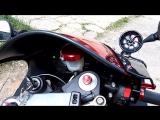 Музыка с усилителем в колонках на мотоцикл, скутер, квадроцикл