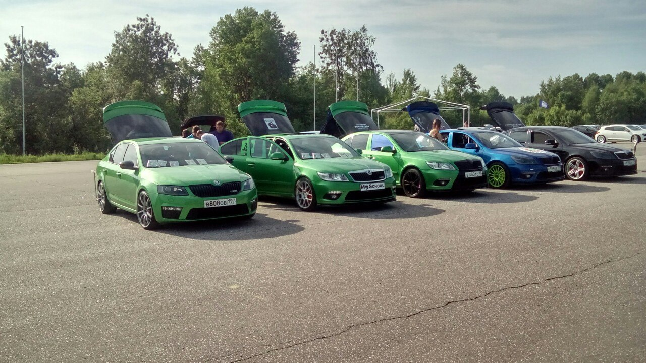 VW&Audi Festival | Фотогалерея