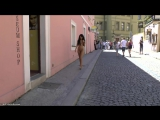 Gina Nude in Public 3