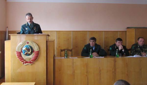 В станице Сторожевой обсудили итоги работы Управления лесами КЧР за 2015 год