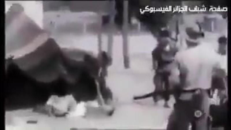 Француски злочини у Алгерији