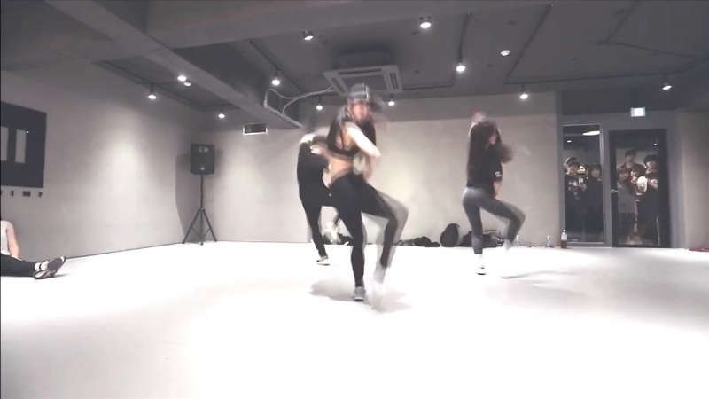 [MIRRORSLOW] Mina Myoung Choreography - Bitch Better Have My Money - Rihanna